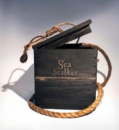 Sea Stalker Rum (Student Project) on Packaging of the World - Creative Package Design Gallery