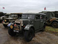 Humber 'box' at Yorkshire air museum.