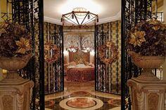 Champagne Room Entrance