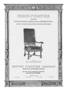Royal Furniture Co Grand Rapids Michigan 1892 1931