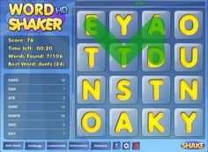 word shaker HD app (free)#Repin By:Pinterest++ for iPad#