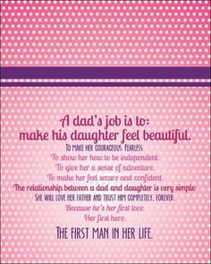 Father-Daughter Quotes | Quotation Inspiration