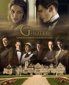 This show is amazing! Gran Hotel - Award winning Spanish period mystery drama about a hotel in 1905 Spain. Series is said to be inspired by Downton Abbey but with a good deal more suspense & plot twists. Starring: Yon Gonzalez and Amaia Salamanca. Beau Film, Tv Series To Watch, Movies To Watch, Downton Abbey, Telenovelas Online, Ver Series Online Gratis, Peter Wohlleben, Period Drama Movies, Movie Posters