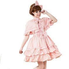 Sweet pink lolita co-ord