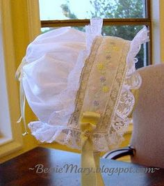 Also The Old Fashioned Baby pattern
