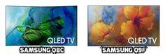 Samsung Q8C vs Q9F Review (QN65Q8C vs QN65Q9F, QN75Q8C vs QN75Q9F)