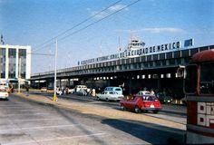 Aeropuerto Ciudad de Mexico 1976