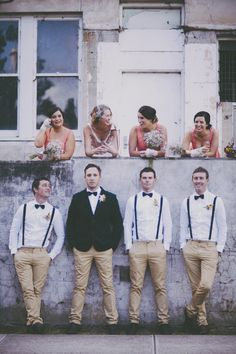 #BridalParty For more insipiration visit us at https://facebook.com/thewedco or…