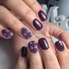 Beautiful nails 2016, Bright gel polish, Drawings on nails, Evening dress nails, Evening nails, Fall nail ideas, Funky nails, Ideas of winter nails
