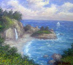 Bela Bodo - Big Sur (California)