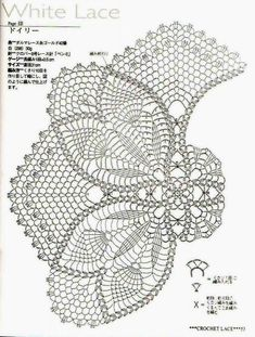 Irish lace, crochet, crochet patterns, clothing and decorations for the house, crocheted. Crochet Books, Crochet Art, Crochet Home, Thread Crochet, Crochet Stitches, Crochet Doily Diagram, Crochet Doily Patterns, Filet Crochet, Crochet Motif
