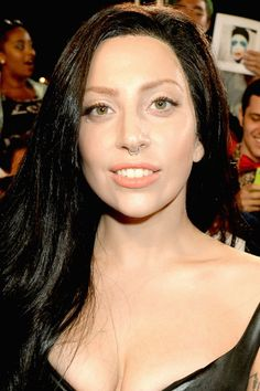 Lady Gaga, 2013: http://beautyeditor.ca/2013/12/18/lady-gaga-before-and-after/