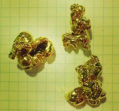 Gold popcorn!!! Bombas & Parr