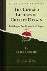 Download the entire book for free today only!-- The Life and Letters of Charles Darwin