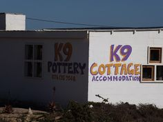 A Pretty Tourist: Learning about life, history and the West Coast at the K9 Pottery Studio