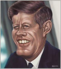 John F Kennedy :Tổng thống thứ 35 của Hợp Chủng Quốc Mỹ