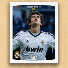 Real Madrid Collections - Kaká
