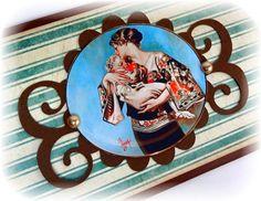 RockaBye Baby Card, $6.50