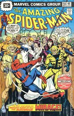 Amazing Spider-Man (1963 1st Series) 30 Cent Variant 156