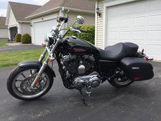 eBay: 2014 Harley-Davidson Sportster 2014 Harley-Davidson 1200 custom #harleydavidson