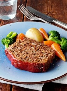 Slimming World Meatloaf Weight Loss Dream Slimming World Menu, Slimming World Recipes Syn Free, Slimming Eats, Ww Recipes, Cooking Recipes, Roast Recipes, Burger Recipes, Recipies, Syn Free Food