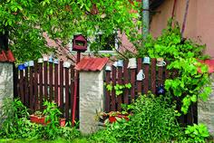 Podoby dřevěného plotu | Chatař & Chalupář