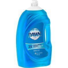 Dawn Ultra Dishwashing Liquid Original Scent (choose your size) - Walmart.com