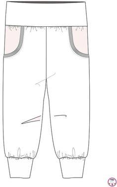 Patroon Broek Silke maat 80/140 alle maten Baby Leggings, Tight Leggings, Leggings Are Not Pants, Toddler Pants, Kids Pants, Sewing For Kids, Diy For Kids, Kids And Parenting, Little Girls
