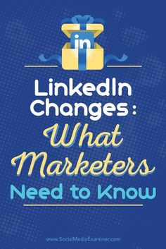 LinkedIn has made it easier to find new contacts, interact with connections, and write posts. In this article, youll discover how to navigate the new LinkedIn and where to find what you need.