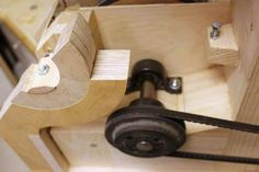 pequeña sierra de cinta de Pekka