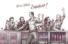 Well done Assassins!! by moto0207 on deviantART