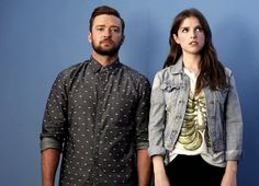 Justin Timberlake can't stop the feeling with Anna Kendrick at #EWComicCon!