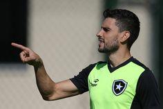 BotafogoDePrimeira: Rodrigo Pimpão é regularizado e pode estrear pelo ...