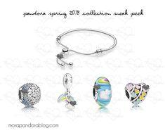 Pandora Spring 2018 Collection Sneak Peek