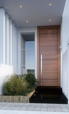 Porta pivotante modelo exclusivo - Ecoville Portas Especiais