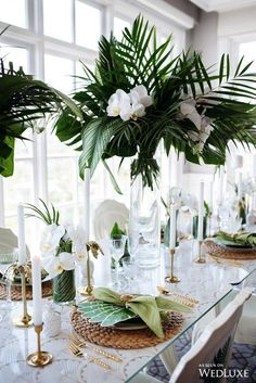 WedLuxe – Palma Dolce | Photography By: Alicia Thurston Photography Follow @WedLuxe for more wedding inspiration!