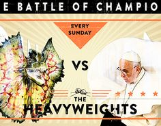 "Check out new work on my @Behance portfolio: ""Pope vs Dilophosaurus"" http://be.net/gallery/51303075/Pope-vs-Dilophosaurus"