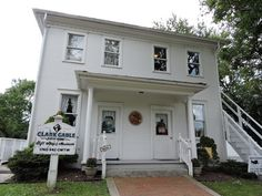Cadiz, population 3,322, is home to a small museum in Clark Gable's re-created boyhood home, which celebrates the life of one of the country's most iconic actors, born here in 1901 and educated in nearby Hopedale.