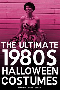 The Ultimate Halloween Costume Round-Up. From Madonna to Teenage Mutant Ninja Turtles. All your faves made my list! Madonna Halloween Costume, Themed Halloween Costumes, 1980s Costumes Diy, Madonna 80s Outfit, Last Minute Halloween Costumes, Costume Contest, Vintage Halloween, Mutant Ninja, Teenage Mutant