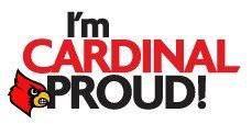 I'm CARDINAL PROUD!!