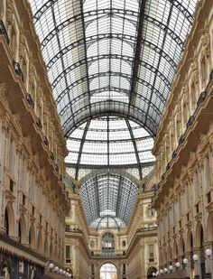 Milan, Italy  #milan #milano #italy #italia #travel #wanderlust #architecture