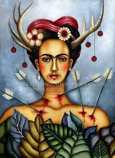 "Frida,  ""Venado"" :)"