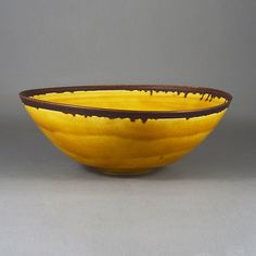 LUCIE RIE AR    Large Bowl, 1966