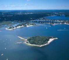 Hobbs island groton ct