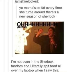 27 Times The Sherlock Fandom Won Tumblr