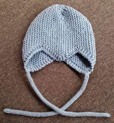 Lumoava Liila: Vauvan kypärämyssy / Traditional Finnish Baby's Hat