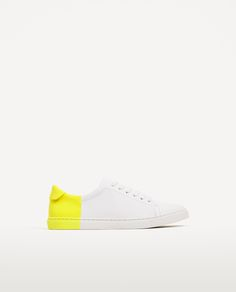 TWO-TONE PLIMSOLLS-View all-SHOES-WOMAN | ZARA United States