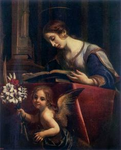 by Carlo Dolci