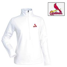 St. Louis Cardinals Women's Frost Fleece by Antigua
