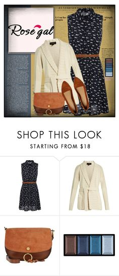 """""""Untitled #7647"""" by ana-angela ❤ liked on Polyvore featuring Burberry, Chloé and Clé de Peau Beauté"""